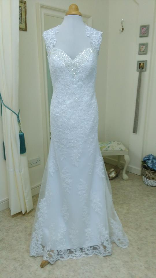 Wedding Dress Alterations - The Perfect Fit