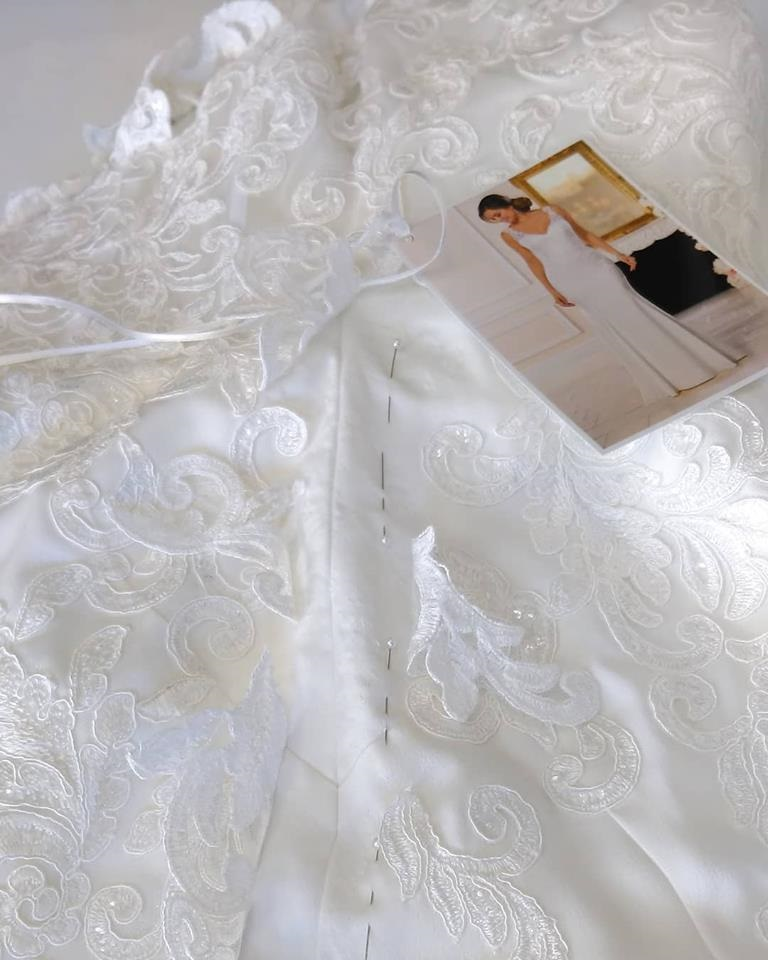 embroidery for wedding dresses dublin