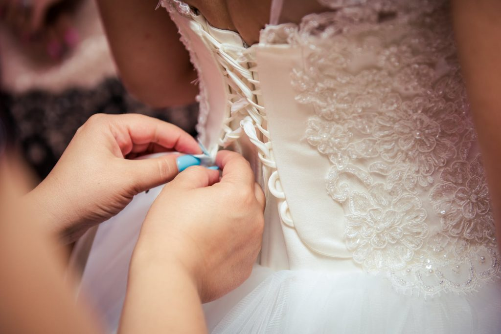 wedding dress alterations Dublin The Perfect Fit