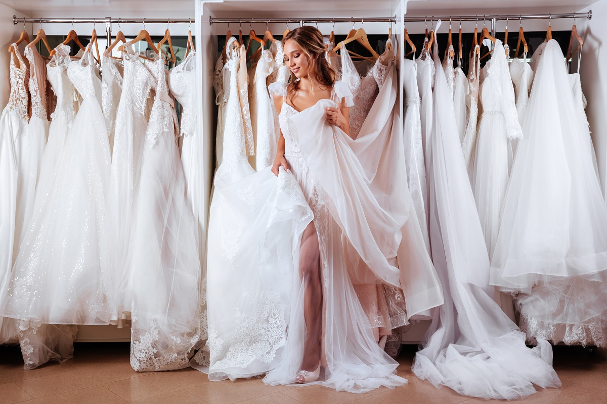 wedding dress alteration service dublin The Perfect Fit